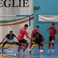 Futsal Bisceglie-Salinis Margherita