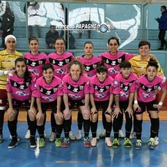 Bisceglie Femminile-Futsal Salinis Margherita