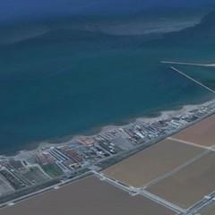 porto margherita di savoia con area di sperimentazione attigua