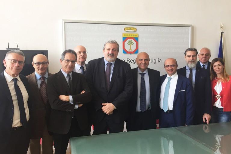 Protocollo di intesa Università di Bari e Università di Foggia