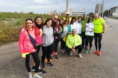 Successo per Walk, Wathc & Clean:  sfidata la pioggia per ripulire la pista ciclabile di Margherita di Savoia