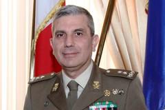 Il sindaco si congratula con il Gen. Camporeale
