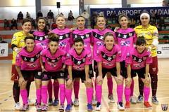 Futsal Salinis prima, Bisceglie Femminile ai playout