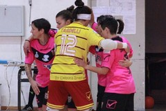La Futsal Salinis sogna: colpo a Breganze e primo posto in classifica