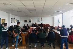 La Sangalli incontra lavoratori e amministrazione comunale