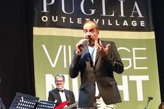 Massimo Lopez e la Jazz Company incantano il Puglia Outlet Village