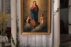La Madonna col Bambino restituita alla venerazione dei fedeli