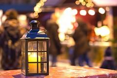 Cinquanta persone in visita gratuita al villaggio di Natale