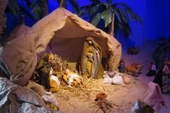 """Il """"Presepe dei bambini"""" nella parrocchia del Ss. Salvatore"""
