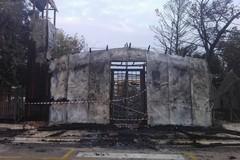 Brucia la chiesetta di San Pio a Margherita di Savoia