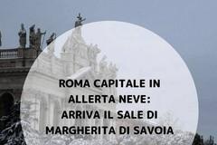 Il sale di Margherita di Savoia per debellare l'emergenza neve di Roma