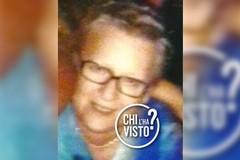 """Anziana scomparsa da Margherita di Savoia, l'appello a """"Chi l'ha visto"""""""