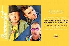 "Al Puglia Outlet Village il ""Summer Fest"" con Caputo, Baccini e Righeira"