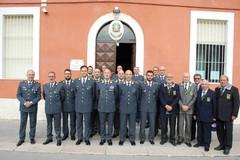 Il Gen. Augelli in visita alla Tenenza della Guardia di Finanza di Margherita di Savoia
