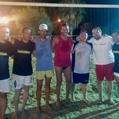Tutti matti per il beach volley a Trinitapoli