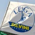 Gazebo Lega per raccolta firme a sostegno di Salvini
