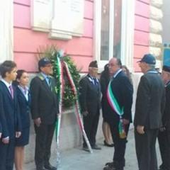 4 novembre, giornata delle Forze Armate: ricordo a Margherita
