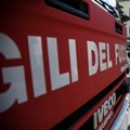 Due auto in fiamme in via Salapia