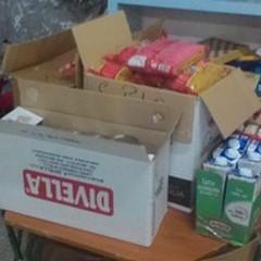 Raccolta alimentare per un Natale di solidarietà