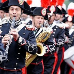Piazza Caduti di Nassirya: inaugurazione con la banda dei Carabinieri