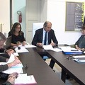 Insediato il nuovo consiglio provinciale, la prima volta di Savino Tesoro