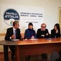 La consigliera Elena Muoio entra in Fratelli d'Italia