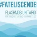 #fateliscendere: il coordinamento per i diritti umani della Bat al flash-mob di Bari