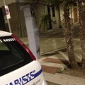 Tentato furto all'ufficio parcheggi su corso Vittorio Emanuele