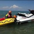 Salvati cinque turisti da annegamento