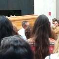 Accoltellato dalla ex, celebrato il funerale di Nicola Pizzi
