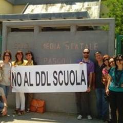 No alla «Buona scuola» di Renzi