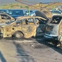 Più forze di polizia a Margherita dopo gli incendi