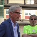 Mario Tozzi: «Chiediamo ai cittadini di Margherita di alzare la testa». VIDEO