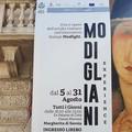 """Da tutto il mondo a Margherita di Savoia per  """"Modigliani Experience """""""