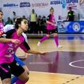 Basta un gol per tempo alla Futsal Salinis per domare il Falconara