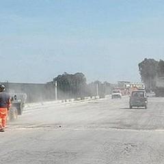 Viale Ofanto, completati i lavori di rifacimento del manto stradale