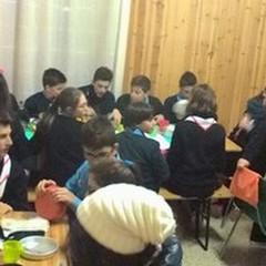 Gli scout di Spinazzola ospiti a Margherita