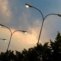 Illuminazione pubblica fuori uso a Punto Pagliaio