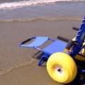 """Sicurezza al mare per i disabili: dalla Regione 4 sedie  """"Job """""""