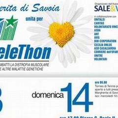 Maratona Telethon a Margherita