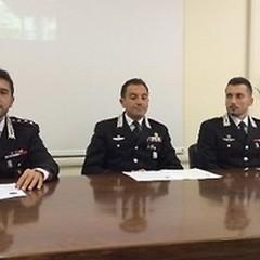 Rubano campana a Macchia: due arresti a Trinitapoli