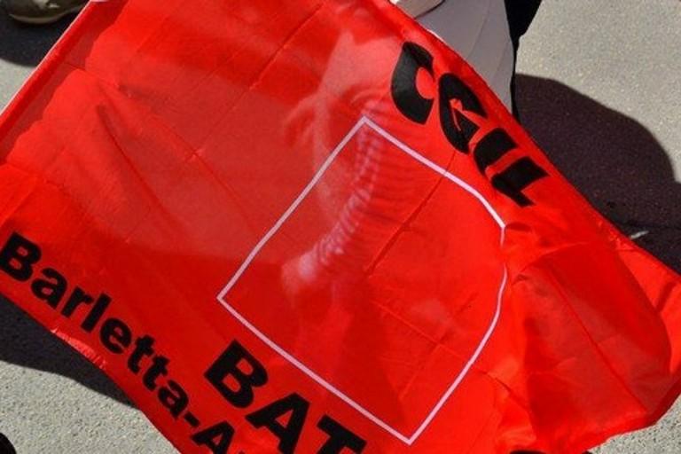 """""""Pensioni, i conti non tornano!"""": la Cgil Bat a Bari nella mobilitazione nazionale"""