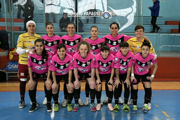 Futsal Salinis. <span>Foto Marcello Papagni</span>