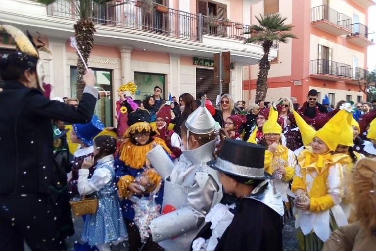 Carnevale. <span>Foto Giuseppe Capacchione</span>