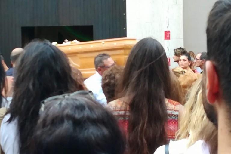 Funerale Pizzi. <span>Foto Giuseppe Capacchione</span>