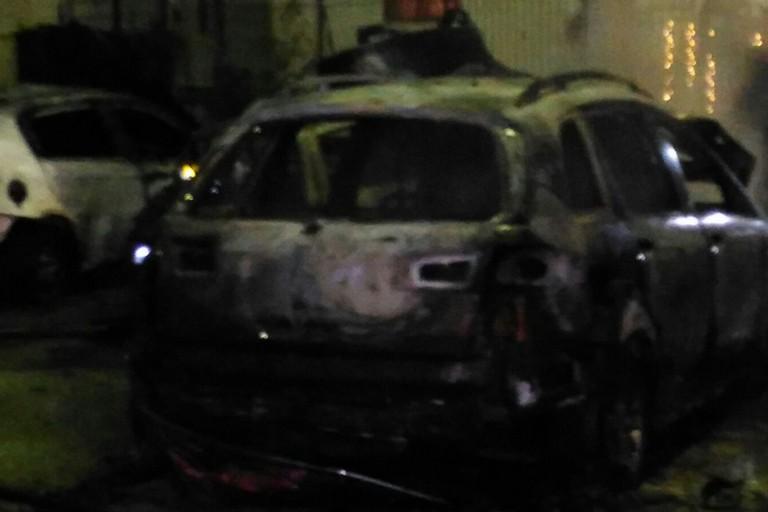 Incendio auto sindaco di San Ferdinando di Puglia