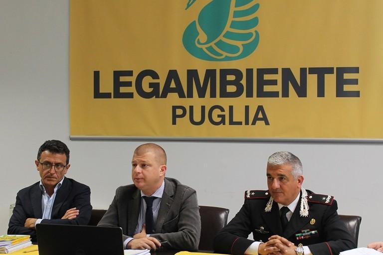 Conferenza stampa Legambiente