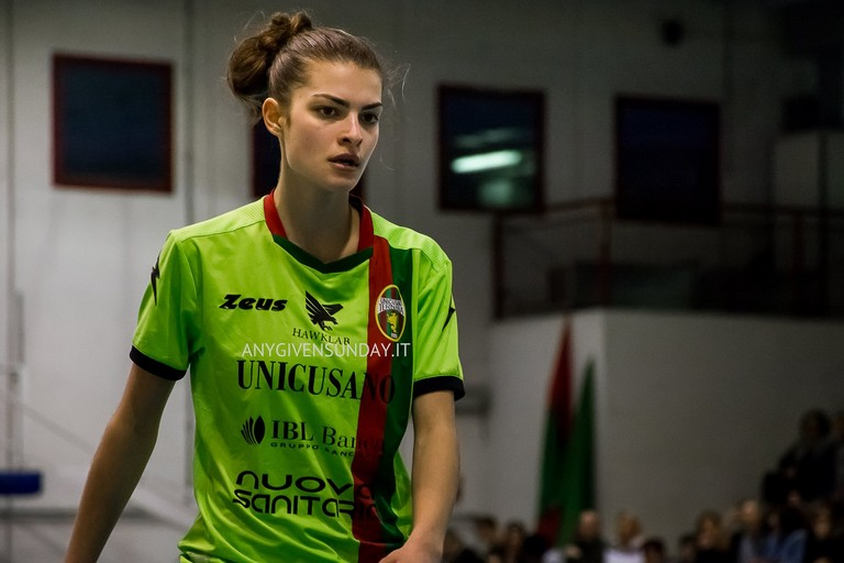 Ludovica Coppari della Salinis. <span>Foto Anygivensunday</span>