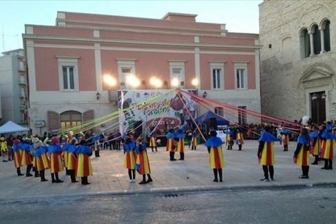 CORATO   Carnevale Coratino: al via la 37esima edizione