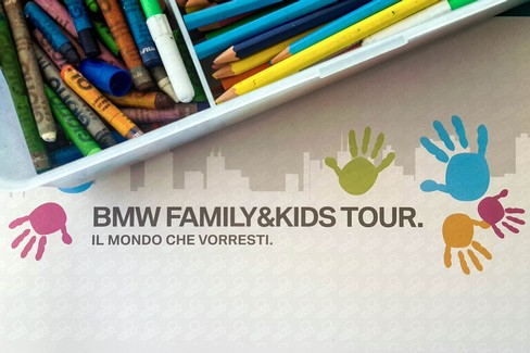 Unica Srl BMW Family & Kids Tour
